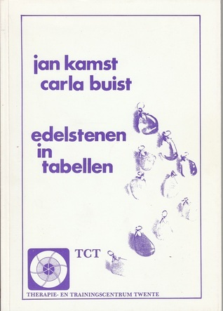 Edelstenen in Tabellen  by  Jan Kamst