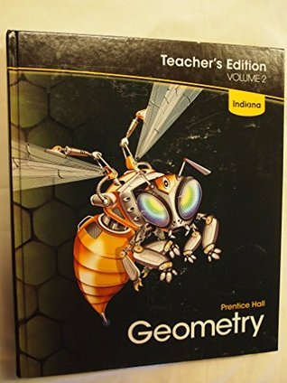 Geometry Volume 2 Indiana Teachers Edition  by  Randall I. Charles et al.
