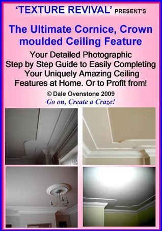 Do it yourself ultimate cornice crown moulded ceiling feature Dale Ovenstone