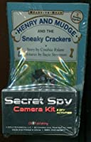 Henry and Mudge and the Sneaky Crackers (Plus Secret Spy Camera Kit)