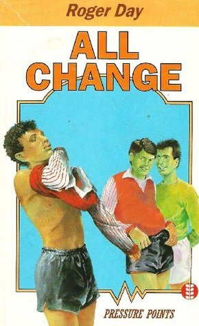 All Change: Winston can hardly wait for puberty  by  Roger Day