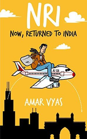 Now, Returned to India  by  Amar Vyas