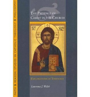 Christology and Eucharist in the early thought of Cyril of Alexandria Lawrence J. Welch