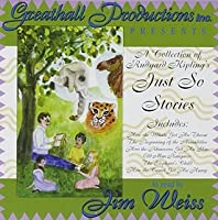 A Collection Of Just So Stories Unabridged Audio Cd Greathall Productions Inc