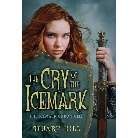 The Cry of the Icemark by Stuart Hill.
