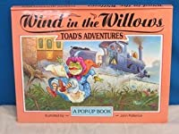 Wind in the Willows Pop-Ups: Toad's Adventures