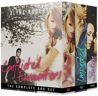 Conflicted Encounters Series: Conflicted Encounters 1 - 3  by  Alyne Roberts