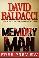 Memory Man - Free Preview (first 8 chapters)  by  David Baldacci