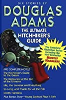 The Ultimate Hitchhiker's Guide (Hitchhiker's Guide to the Galaxy #1-5)