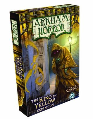 Arkham Horror: The King in Yellow Expansion  by  Fantasy Flight Games