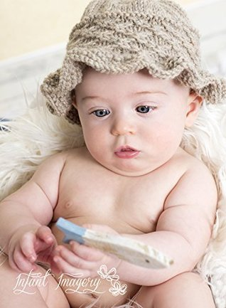 Little Explorer Hat Knitting Pattern - Summer Baby/Toddler Bucket Hat - All Sizes Newborn through 1-3 Years Included Melody Rogers