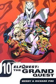 ElfQuest: The Grand Quest Volume 10  by  Wendy Pini