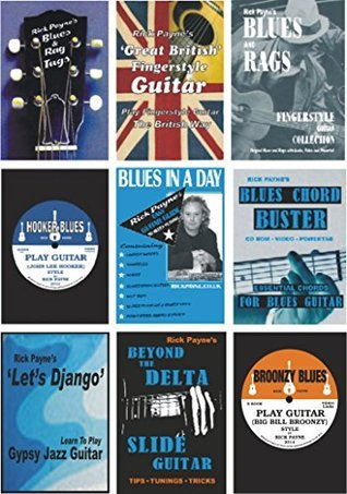 Rick Paynes Guitar Course Sampler: Learn Your Style Now Rick Payne