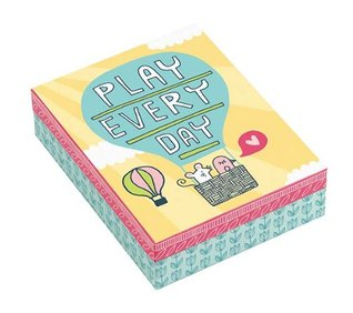 Kate Sutton Play Every Day Correspondence Cards  by  Kate Sutton