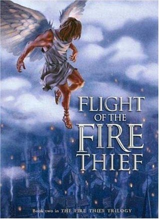 Flight of the Fire Thief (Fire Thief Trilogy, #2)  by  Terry Deary