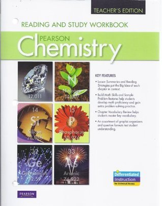 Reading and Study Workbook for Chemistry Teachers Edition Pearson
