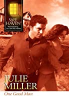 One Good Man (Mills & Boon Intrigue)
