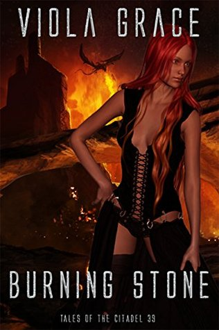 Burning Stone (Tales of the Citadel Book 39) Viola Grace