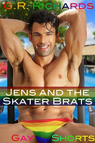 Jens and the Skater Brats: MMM Menage Erotica G.R. Richards