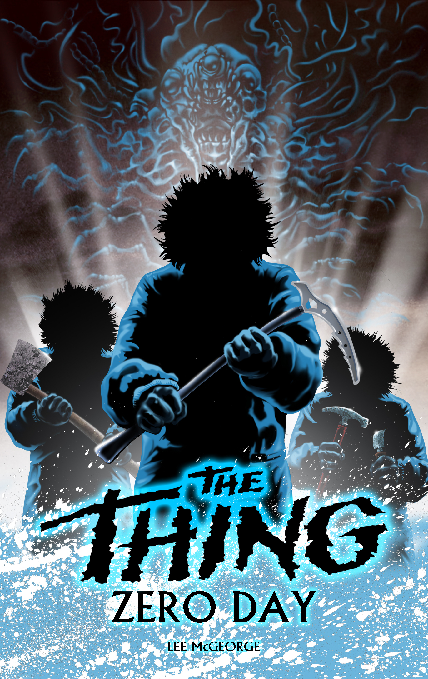 The Thing: Zero Day  by  Lee McGeorge