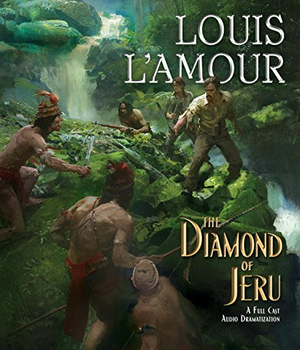 The Diamond of Jeru  by  Louis LAmour