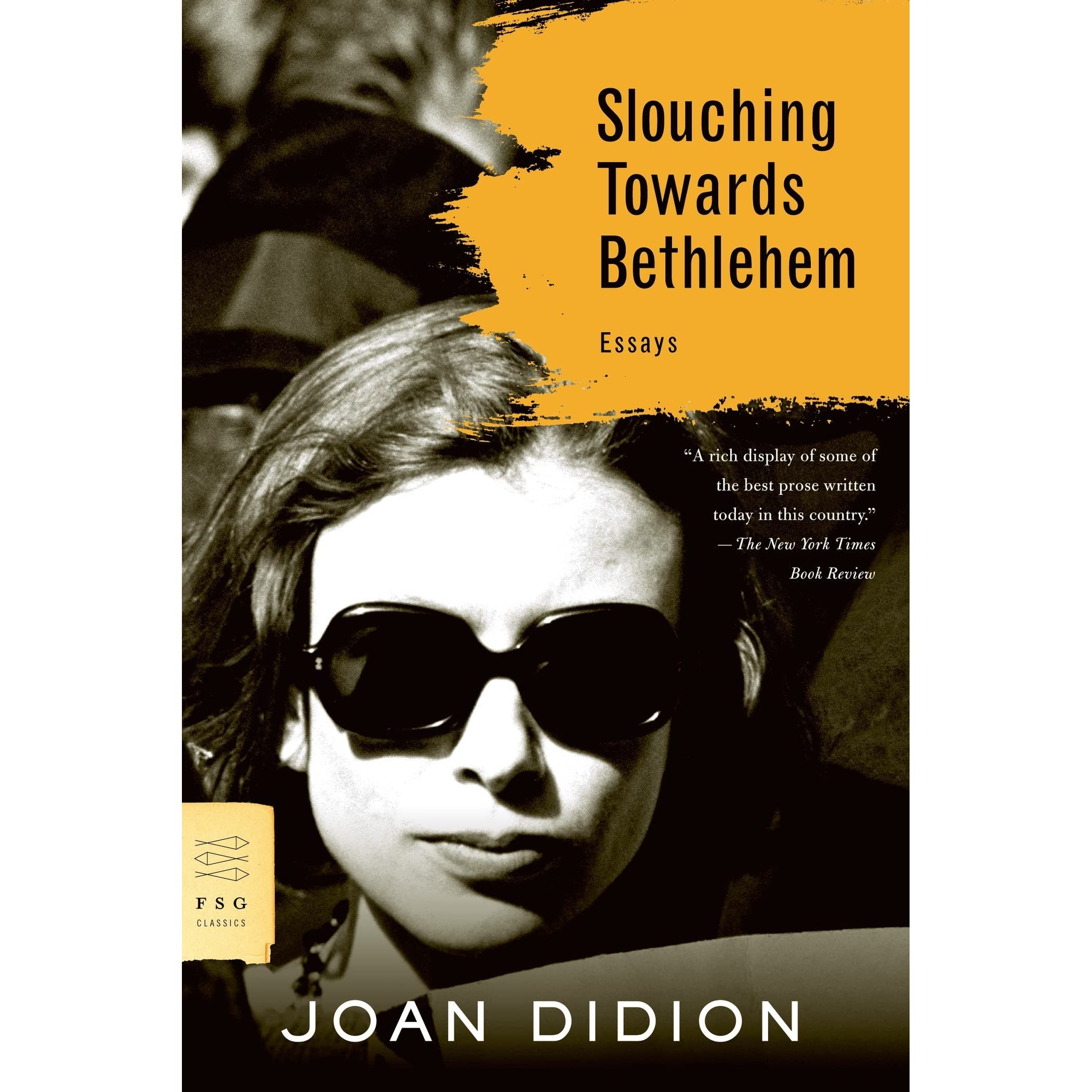 bethlehem essay slouching towards  · slouching towards bethlehem is a collection of essays by joan didion, all based on the theme of things coming undone she looks at this theme from a.