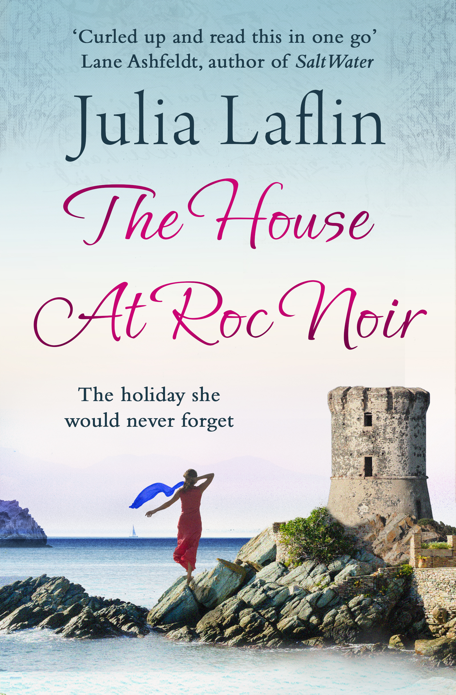 The House At Roc Noir  by  Julia Laflin