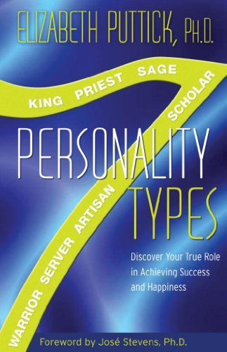 7 Personality Types : Discover Your True Role in Achieving Success and Happiness  by  Elizabeth Puttick