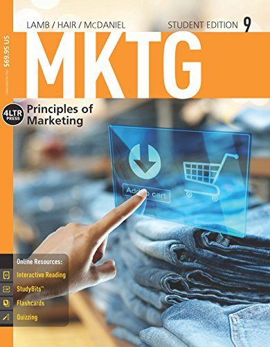MKTG (New, Engaging Titles from 4LTR Press)  by  Charles W. Lamb