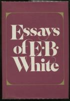 ESSAYS OF E.B. WHITE.