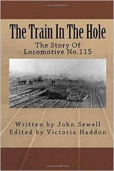 The Train In The Hole  by  Victoria Haddon
