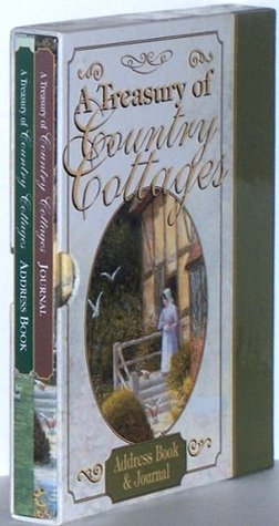 A Treasury of Country Cottages Address Book & Journal [Boxed Set]  by  Robert Fredericks