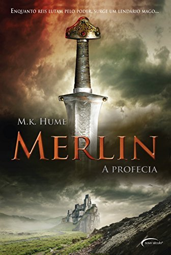 Merlin  by  M.K. Hume