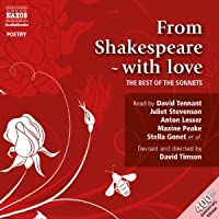From Shakespeare with Love: The Best of the Sonnets