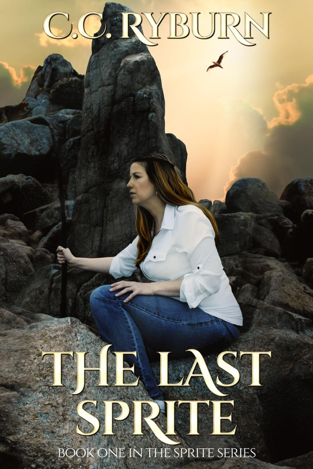 The Last Sprite: Book One of the Sprite Series C.C. Ryburn