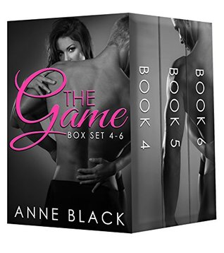 The Game Box Set 2: A Baseball Romance (Books 4-6) Anne Black