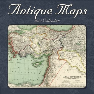 Antique Maps (CL52345)  by  Catch Publishing