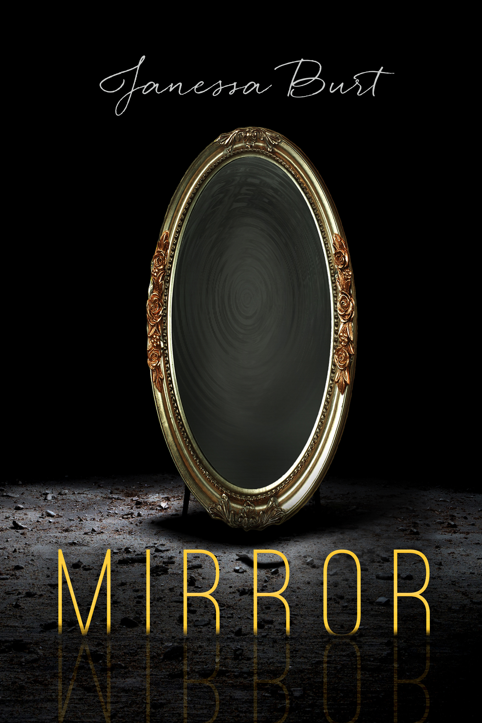 Mirror  by  Janessa Burt