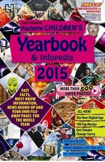 Hachette Childrens Yearbook And Infopedia 2015 Na
