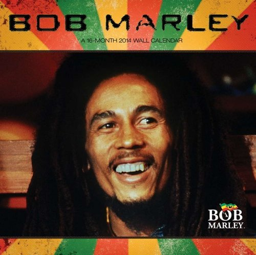 Bob Marley 2014 Calendar  by  NOT A BOOK