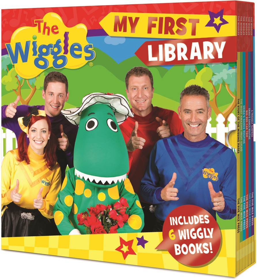 The Wiggles My First Library The Wiggles