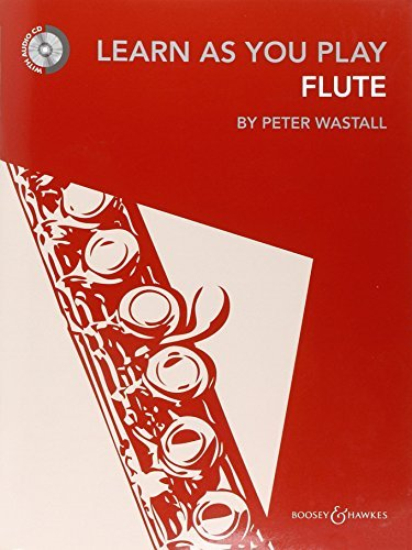 Learn As You Play Flute (Learn as You Play Series) Peter Wastall