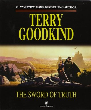 The Sword of Truth, Boxed Set I: Wizards First Rule, Blood of the Fold, Stone of Tears (Sword of Truth, #1-3) Terry Goodkind