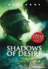 Shadows of Desire (Vampires, #1) (Valorian Chronicles, #5.5) (Wolf Moons, #2.5) (The Pack, #8.5)  by  Alexis Morgan