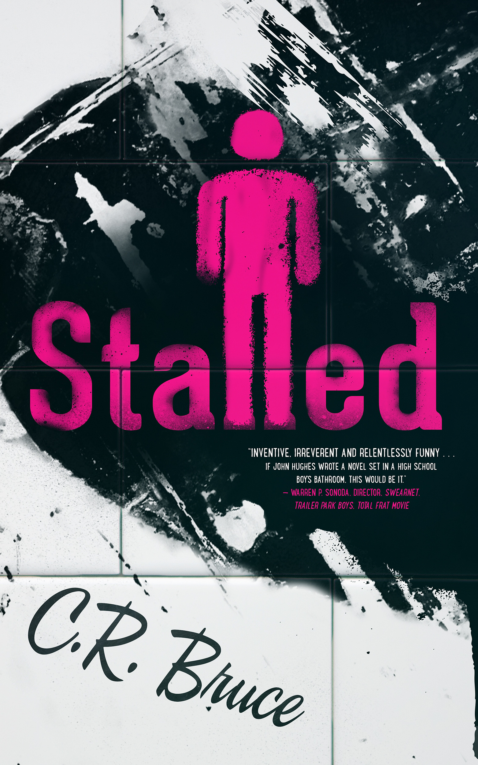 Stalled  by  C.R. Bruce