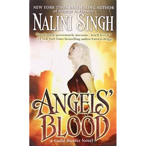 Angels' Blood - Nalini Singh