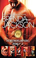 The Westmoreland Series Volume 1: Delaney's Desert Sheikh / A Little Dare / Thorn's Challenge / Stone Cold Surrender / Riding the Storm