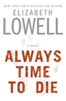 Always Time to Die (St. Kilda Consulting #1)
