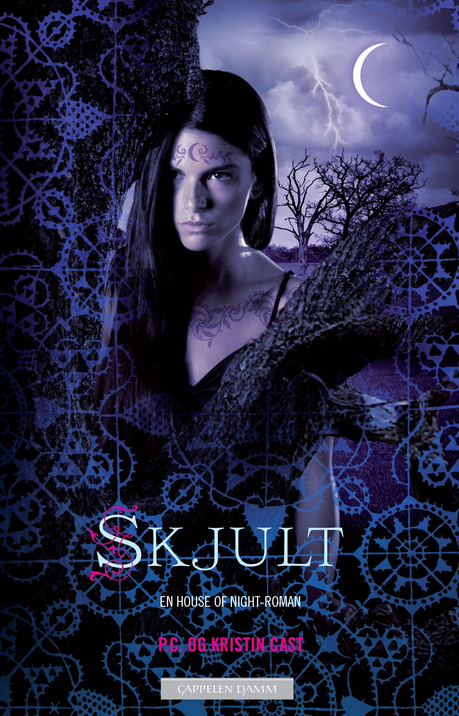 Skjult (House of Night, #10)  by  P.C. Cast