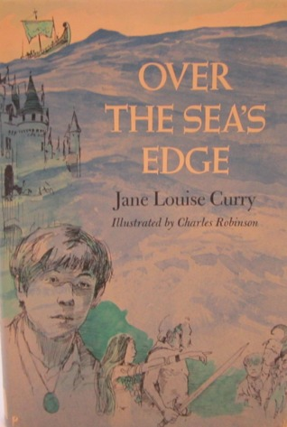 Over the Seas Edge  by  Jane Louise Curry